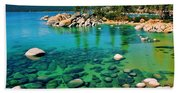 Tahoe Bliss Beach Towel