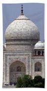 Taj Mahal - Agra - India  Beach Towel
