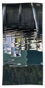 Taku Smokeries Reflected Beach Towel