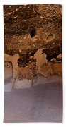 Talus Housefront Room Bandelier National Monument Beach Towel