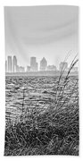 Tampa Across The Bay Beach Towel