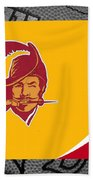 Tampa Bay Buccaneers Beach Towel