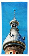 Tampa Beauty - University Of Tampa Photography By Sharon Cummings Beach Towel