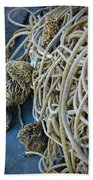 Tangles Of Seaweed Beach Towel