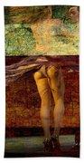 Tango Lovely Legs Beach Towel