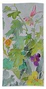 Taos Spring Beach Towel