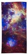 Tarantula Nebula 2 Beach Towel