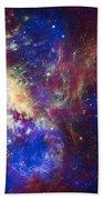 Tarantula Nebula 6  Beach Towel