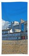 Tate Gallery St Ives Cornwall Beach Towel