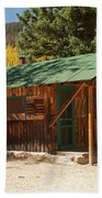 Taxidermyon The Holzwarth Historic Site Beach Towel