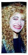 Taylor Dane 1988 Beach Towel