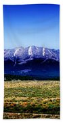 Taylor Park - Colorado Beach Towel
