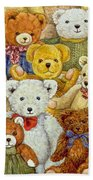 Ted Patch Beach Towel