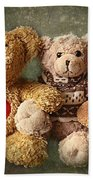 Teddies Beach Towel