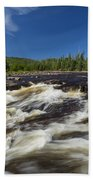 Temperance River 3 Beach Towel