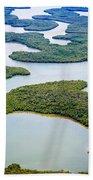 Ten Thousand Islands 12 Beach Towel