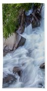Tennessee Waterfall Beach Towel