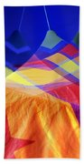 Tent Of Dreams Beach Towel