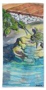 Terrific Turtle Beach Towel