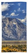 Teton Glory Beach Towel