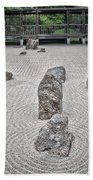 Texas Zen Beach Towel by Joan Carroll