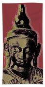 Thai Buddha #1 Beach Towel