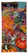 Thanksgiving Remembrance Beach Towel