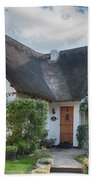 Thatched Cottage Beach Towel