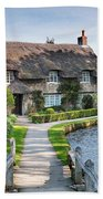 Thatched Cottage Thornton Le Dale Beach Towel