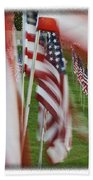 The 10th Anniversary Of 9-11-2001 Forest Park St Louis Mo Img 5708 Beach Towel