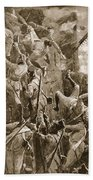 The 5th Division Storming By Escalade Beach Towel