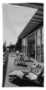 The Alfred Rose Lake Placid Summer Home Beach Sheet