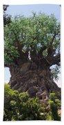 The Amazing Tree Of Life  Beach Towel