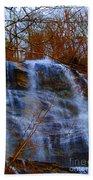 The Amicalola Waterfall Beach Towel