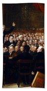 The Anti-slavery Society Convention 1840 Beach Towel