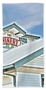 The Apple Barn Winery Pigeon Forge Tn Beach Towel