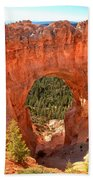 The Arch At Bryce Beach Towel