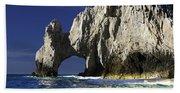 The Arch Cabo San Lucas Beach Towel