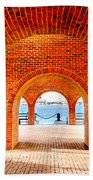 The Arches Beach Towel