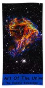 The Art Of The Universe 310 Beach Towel
