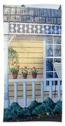 The Artists Cottage Beach Towel