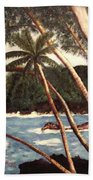The Big Island Beach Towel