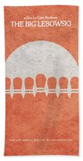 The Big Lebowski Beach Towel