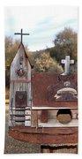 The Birdhouse Kingdom - The Barn Swallow Beach Towel
