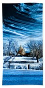 The Blue Hour Beach Towel