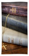 The Books Beach Towel by David and Carol Kelly
