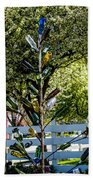 The Bottle Tree Beach Towel