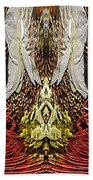 The Bouquet Unleashed 11 Beach Towel
