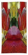 The Bouquet Unleashed 24 Beach Towel