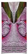 The Bouquet Unleashed 26 Beach Towel